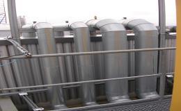 Instalace rozvodů impulsního potrubí Vysočina