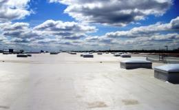 Izolace střechy od Izolinvest - Rusko