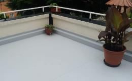 Izolace terasy Zlín