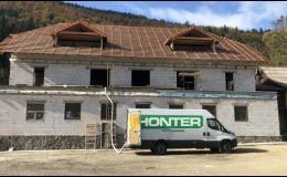Tepelná izolace střech a podlah
