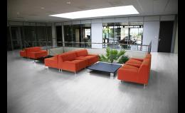 Pokládka dřevěných, plovoucích, vinylových a PVC podlah