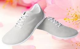 Ručně šité boty s barvou slonová kost
