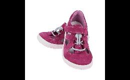 Zdravotně nezávadná dětská obuv - výroba a prodej