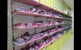 Prodej a výroba dětské zdravotně nezávadné obuvi