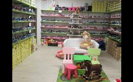 Výroba kvalitní dětské obuvi