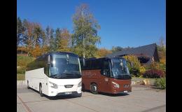 Autobusová doprava - tuzemská, vnitrostátní a mezinárodní