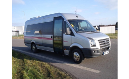 Autobusová přeprava osob mikrobusem Ostrava
