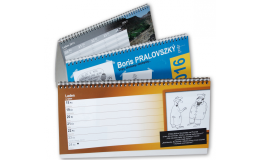 Tisk kalendářů