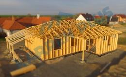 Profesionální výroba krovů