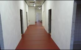 Podlahy z odolného PVC materiálu