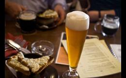 Prodej piva Sv. Norbert