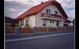 Naši klempíři a pokrývači vám zajistí střechy na klíč včetně zateplení střech