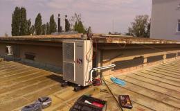 Servis a opravy klimatizace, klimatizačních jednotek Hodonín