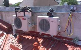 Montáž a dodávka vzduchotechniky - klimatizace, rekuperace Hodonín