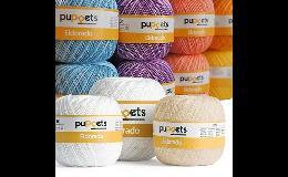 Příze Puppets Eldorado TEX 10 100%bavlna 50g/265m 10ks/bal.