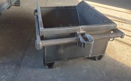 Výroba atypických i standardních kontejnerů