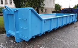 Výroba a dodávka kontejnerů