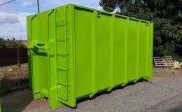 Výroba kontejnerů na zakázku