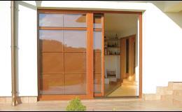 Výrobce dřevěných oken a dveří