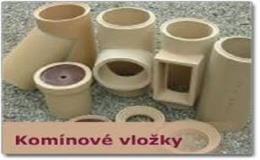 Komínové vložky a tvarovky, kondenzátní jímky - výroba na zakázku