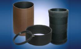 Konfekční membrány pro stroje na výrobu pneumatik