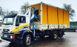 Kontejnerová doprava, pronájem kontejnerů Pohořelice, Znojmo