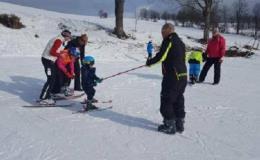 Lyžařské kurzy pro děti
