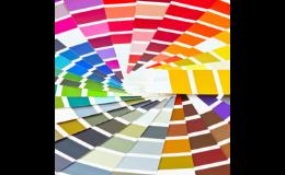 Barevné pasty - světlé i základní barvy