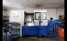 Výroba a obrábění na CNC soustruzích Hodonín