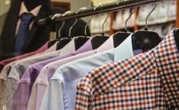Praní, čištění, žehlení košil i jiných oděvů