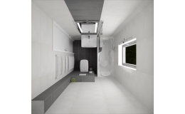 Rekonstrukce bytů, koupelny na klíč