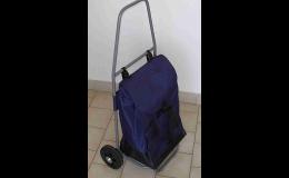 Distribuční vozíky, tašky na kolečkách, pojízdná kabela