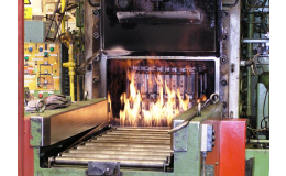 tepelné zpracovaní kovů