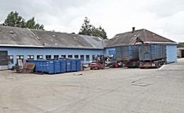 Výkup kovového odpadu v Bruntále