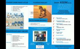 Zdeněk Kozák s.r.o. Fasádní systémy a izolace