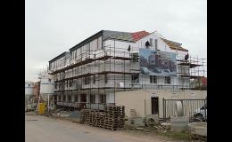 Zateplení a regenerace panelový domů