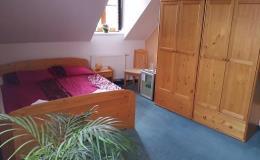 Penzion s kapacitou 16 pokojů