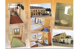 Komfortní ubytování v samotném centru Jihlavy