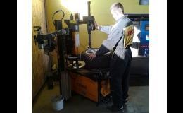 Oprava pneumatik všech typů i rozměrů