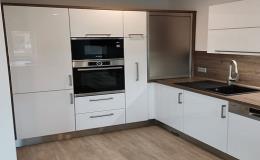 Výroba kuchyní, kuchyňských linek na zakázku Ivančice, Moravský Krumlov
