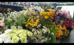 Prodej řezaných květin