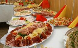 Cateringové služby pro různé akce