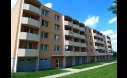 Balkony a lodžie pro bytové domy