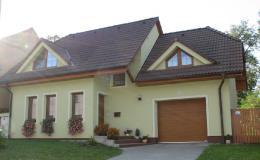 Lehká střešní krytina vhodná pro rodinné domy