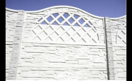 Betonové ploty Harašta