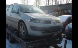 likvidace starých vozidel Uherské Hradiště