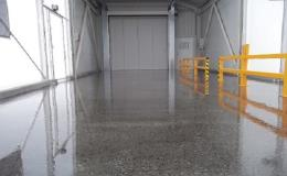 Pokládka betonové, antistatické podlahy