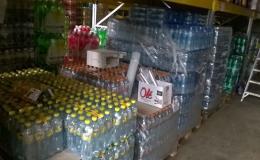 Rozvoz nápojů ze skladu