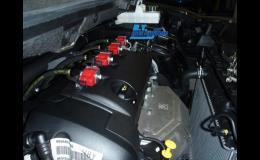 Přestavby vozidel na LPG