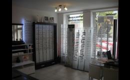 Prodej kontaktních čoček